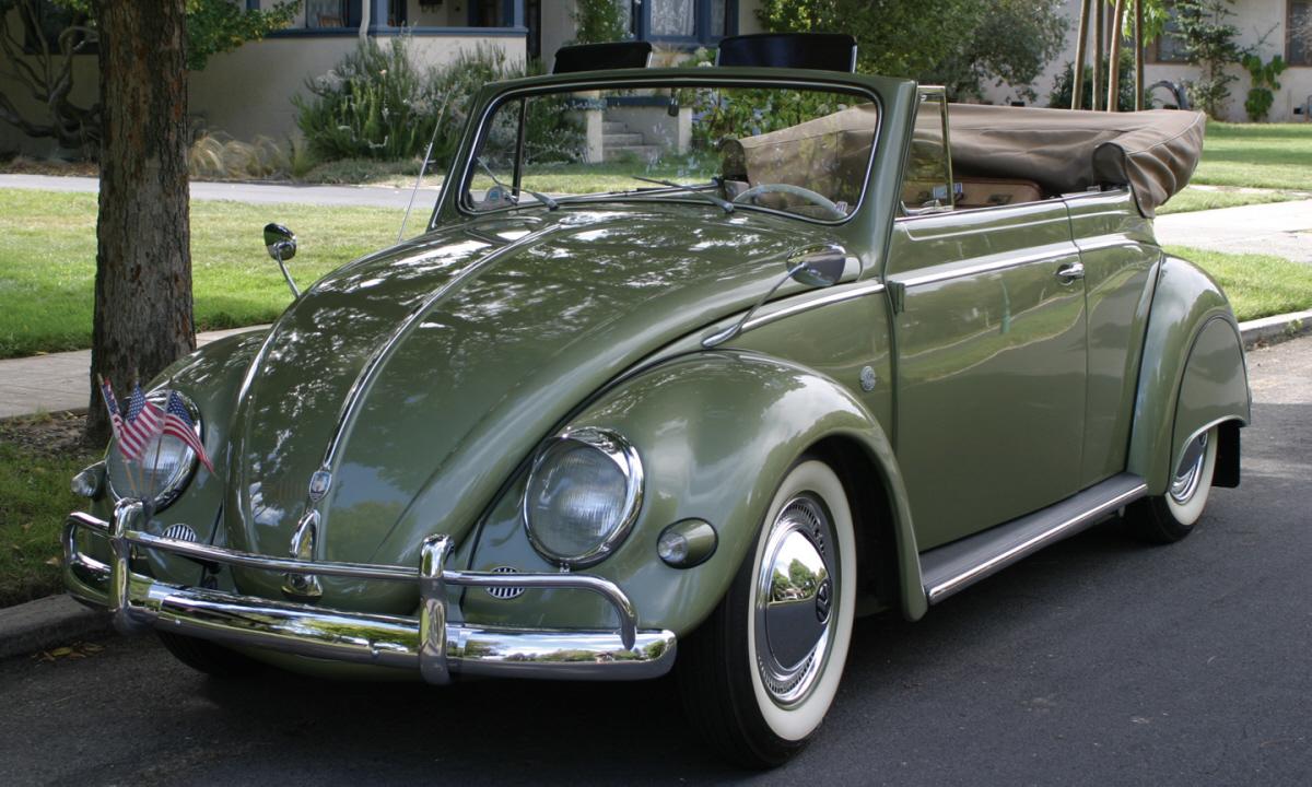 Saludos Amigos – Volkswagens Blues!